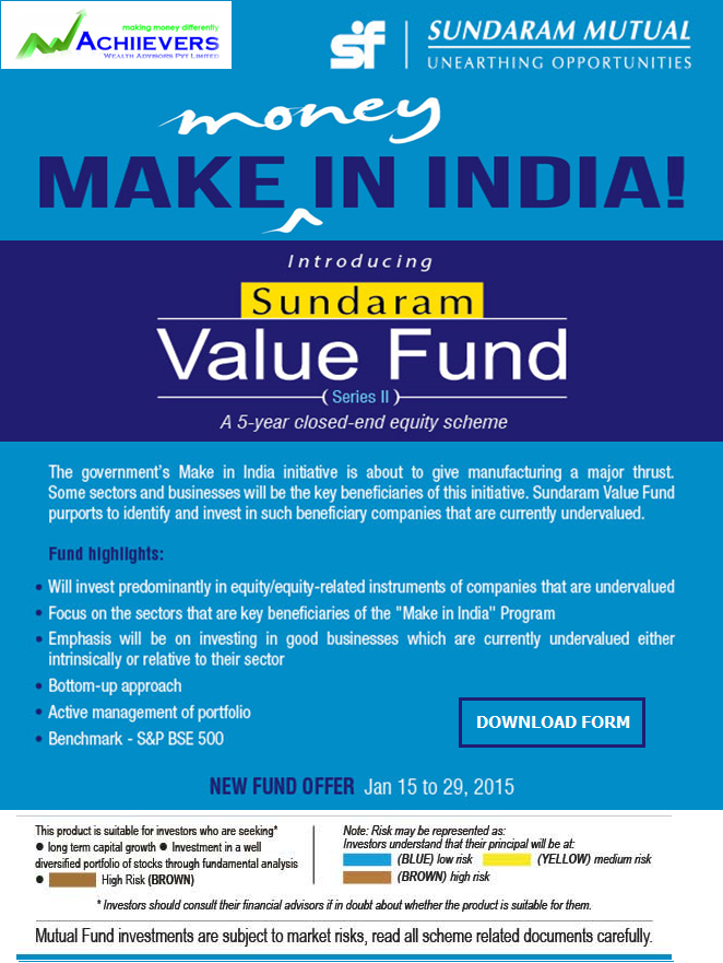 NFO-Sundaram Value Fund